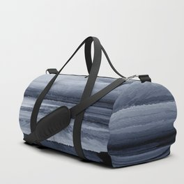 Abstract black painting 2 Duffle Bag