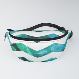 Floral XV Fanny Pack