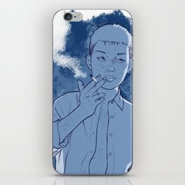 Chilling 2 iPhone Skin
