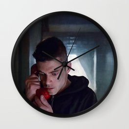 The Facility (mr robot) Wall Clock