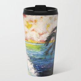 Caribbean Dreams Travel Mug