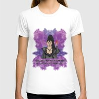 ouat T-shirts featuring OUAT - Something Evil This Way Comes by Daniel Bevis
