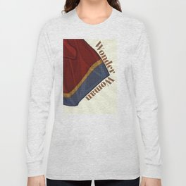 Woman of Wonder Long Sleeve T-shirt