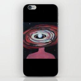 Galaxy Portrait 2 iPhone Skin