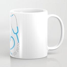 Med Class of 2020 Stethoscope Coffee Mug