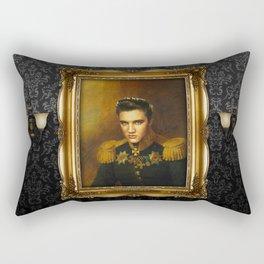 Elvis Presley - replaceface Rectangular Pillow