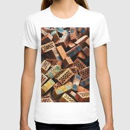 Chinese Bricks T-shirt