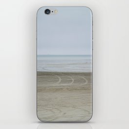 Airport on the beach iPhone Skin