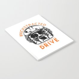 DRIVE By Jacob Chance Notebook