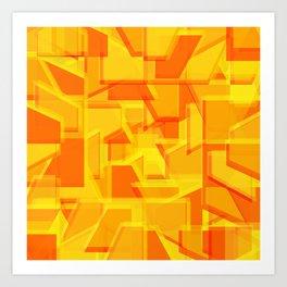 sunca Art Print