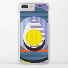 Egg - Paint Clear iPhone Case