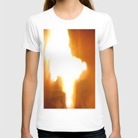 square T-shirts featuring Square by Charlène Levasseur