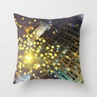 moscow Throw Pillows featuring moscow by xp4nder