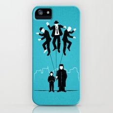 Because it's Cool. iPhone (5, 5s) Slim Case