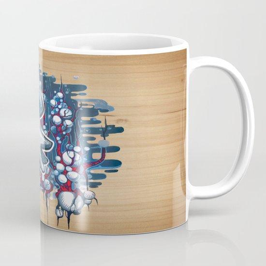 A GHOST IS BORN Mug