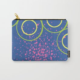 Star Cluster Blue Carry-All Pouch