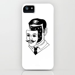 Head Space iPhone Case