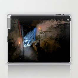 Castlevania: Vampire Variations- Hall Laptop & iPad Skin