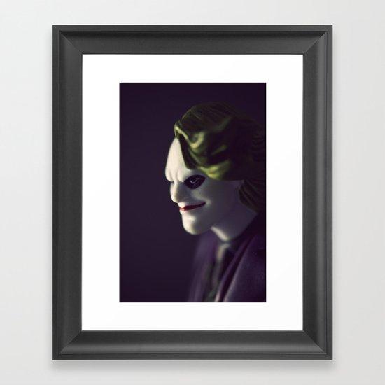 The Killing Joke Framed Art Print