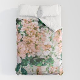 1992 Floral Comforters