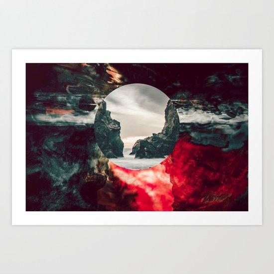 rise I Art Print