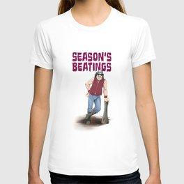 Season's Beatings T-shirt