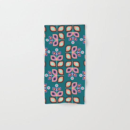 May Flowers Hand & Bath Towel