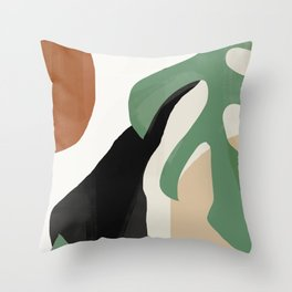 Abstract Art 37 Throw Pillow