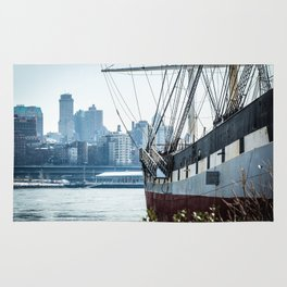 Boat of New York Rug
