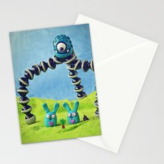 Carrot - fimo version Stationery Cards