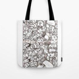 People-B Tote Bag