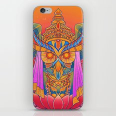 Goddess of the Night iPhone & iPod Skin