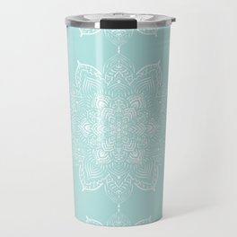 Winter Spirit Mint Travel Mug