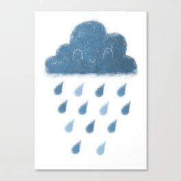 Plou Canvas Print