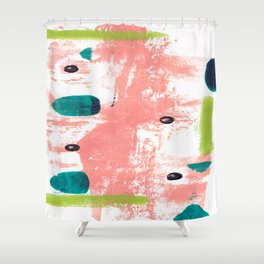 RESOLUTIONS Shower Curtain