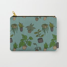 Indoor Plants Carry-All Pouch