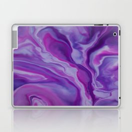 Purp1e Laptop & iPad Skin