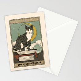 The High Priestess Stationery Cards