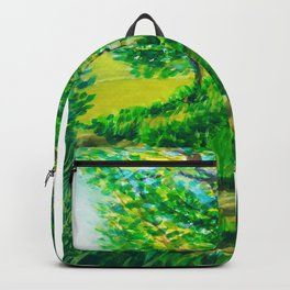 Village Path Backpack