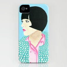 Anna iPhone (4, 4s) Slim Case