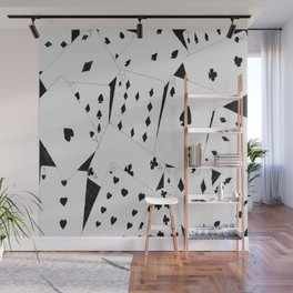 Cards4 Wall Mural