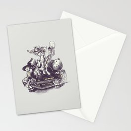 Toy Story Stationery Cards