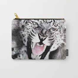 Loepard Carry-All Pouch