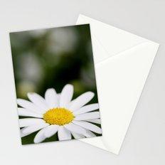 macro daisy Stationery Cards
