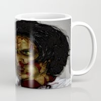 zombie Mugs featuring Zombie!!  by Jake Stanton