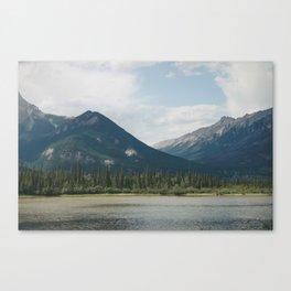 Jasper Canvas Print