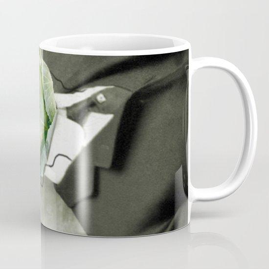 Bowler cabbage Mug