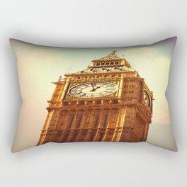 Big Ben I Rectangular Pillow