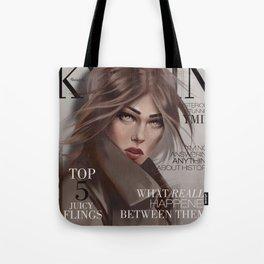 SnK Magazine: Ymir Tote Bag