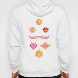 Fight Like A (Magical) Girl Hoody